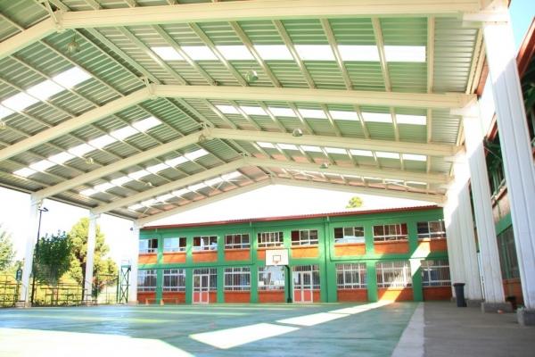 Ampliación y Patio Techado Colegio Teresiano - Nacimiento