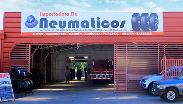 Local Comercial Neumaticos Osorno